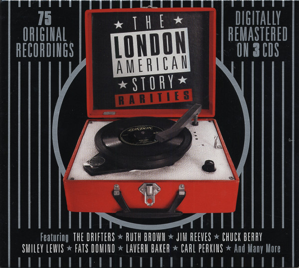 The London American Story (3-CD)