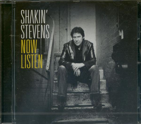 Now Listen (CD)