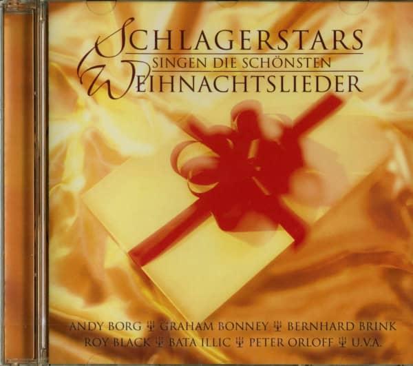 Beste Weihnachtslieder 2019.Various Schlagerstars Singen Die Schönsten Weihnachtslieder