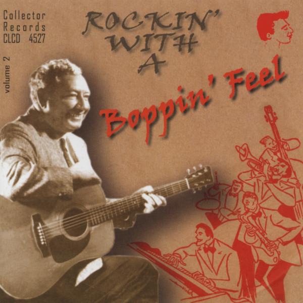 Vol.2, Rockin' With A Boppin' Feel
