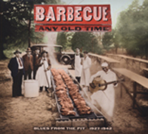 Barbecue Any Old Time