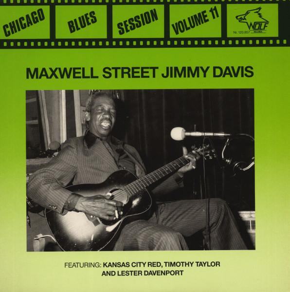 Chicago Blues Session Vol.11 (LP)