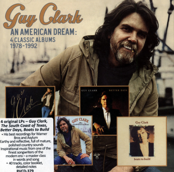 An American Dream - 4 Classic Albums 1978-92 (2-CD)