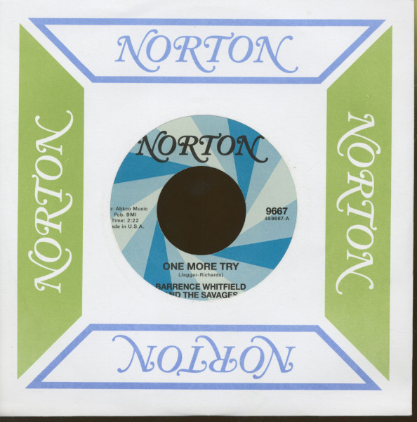 One More Try - What A Shame (7inch, 45rpm, CS)