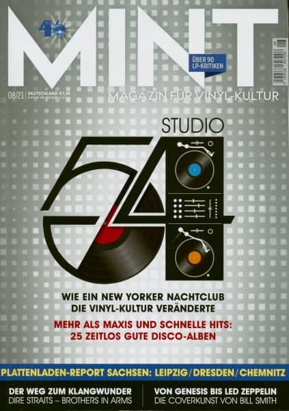 Mint Magazin #46, 08/21