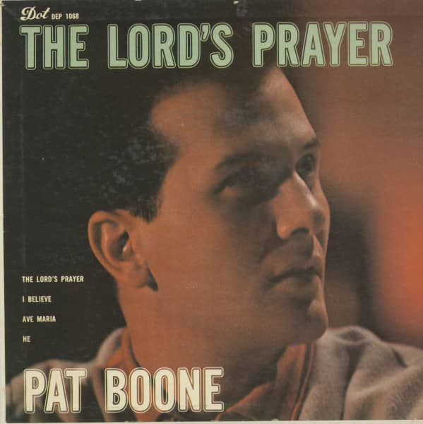 The Lord's Prayer (7inch, 45rpm, EP, PS)