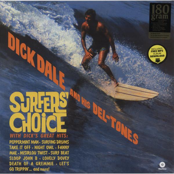 Surfer's Choice (1962)...plus 180g (incl. album download)