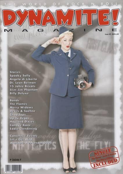 Nr.45 - Magazin & limited Single
