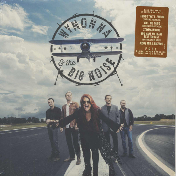 Wynonna & The Big Noise (LP)