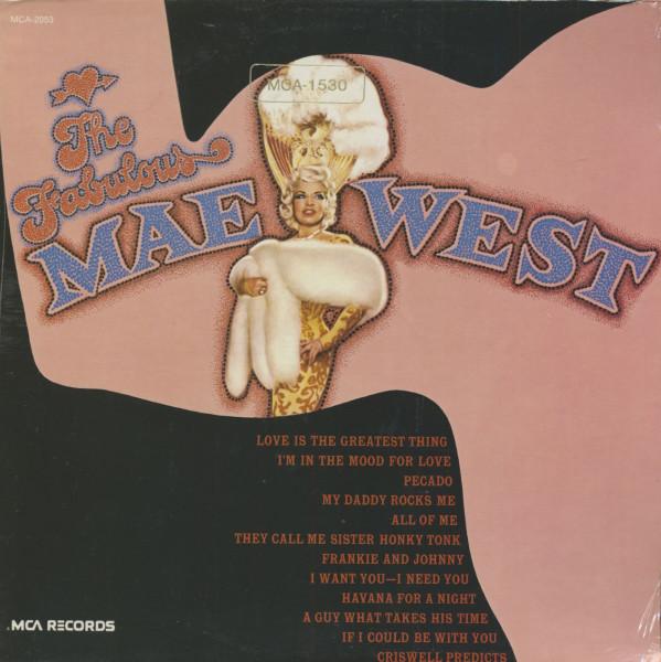 The Fabulous Mae West (LP)