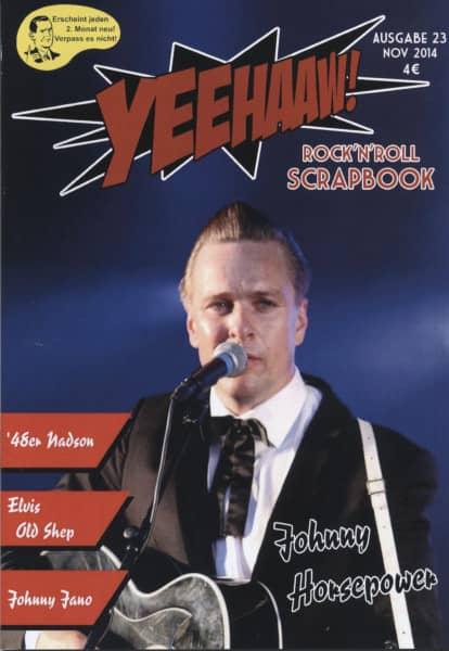 Rock & Roll Magazine # 23 (Dezember 2014)