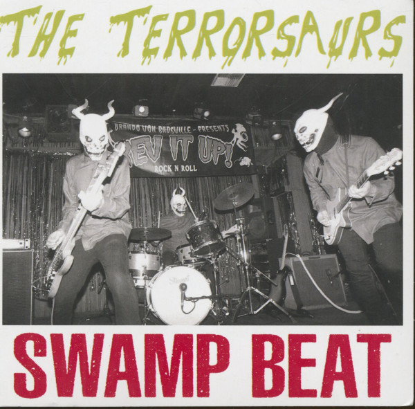 Swamp Beat (CD)
