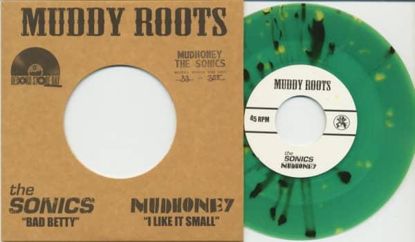 Mudhoney (7inch, 45rpm, Ltd. Record Store Day)