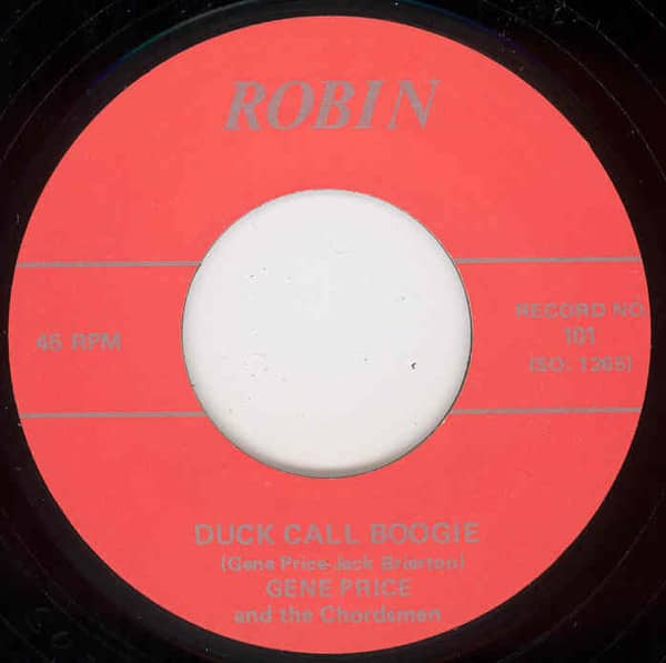 Duck Call Boogie - Charley's Twist 7inch, 45rpm