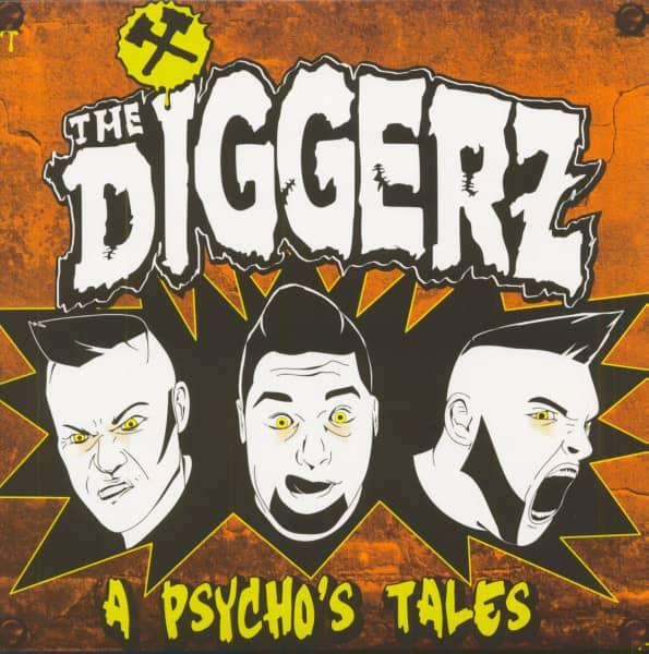 A Psycho's Tales (LP)