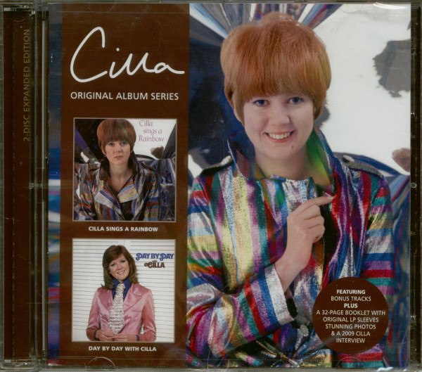 Cilla Sings A Rainbow - Day By Day With Cilla (2-CD)