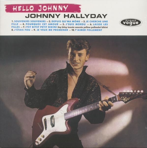 Hello Johnny (LP)