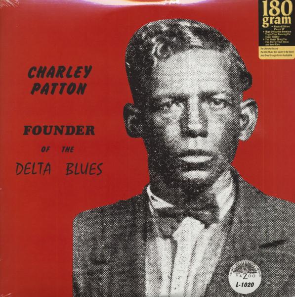 Founder Of The Delta Blues (2-LP, 180g Vinyl)