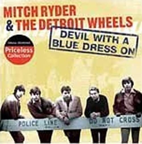 Devil With A Blue Dress On