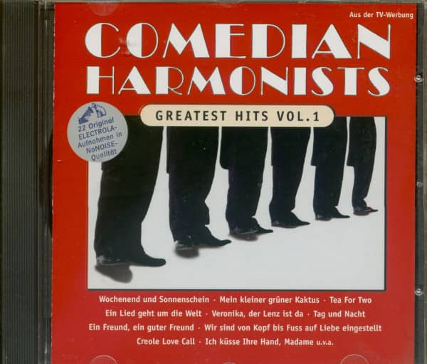 Greatest Hits Vol.1 (CD)