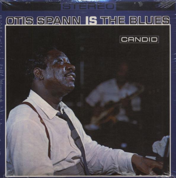 Otis Spann Is The Blues (LP)