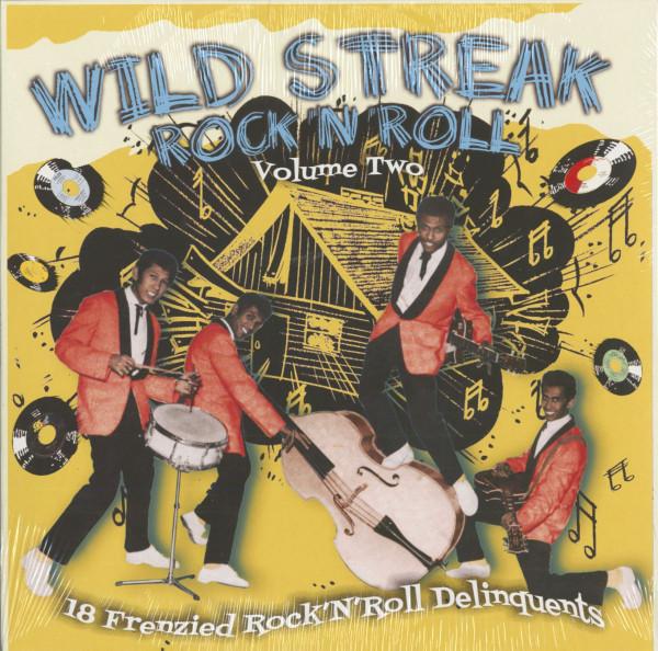 Wild Streak Rock'n'Roll Vol.2 (180g Vinyl)