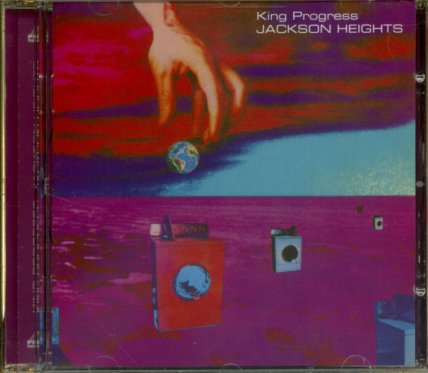 King Progress (CD)