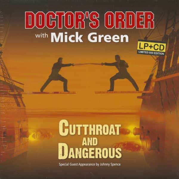 Cutthroat And Dangerous - 10th Anniversary Celebration (LP & CD, ltd)