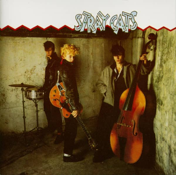 Stray Cats (CD)