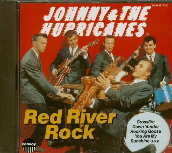 Red River Rock (CD)