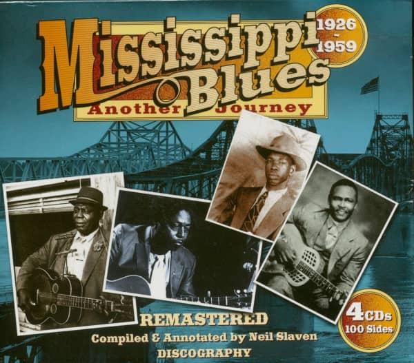 Mississippi Blues (4-CD)