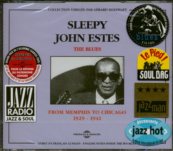 The Blues - From Memphis To Chicago (2-CD)