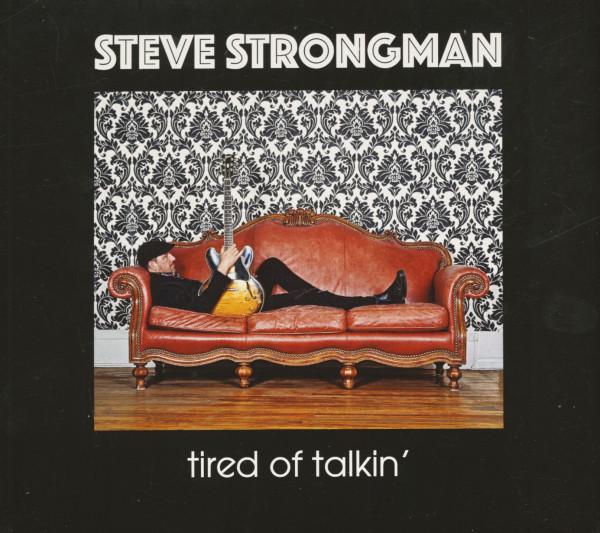 Tired Of Talkin' (CD)