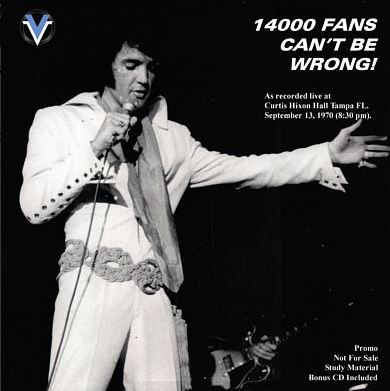 14.000 Fans Can't Be Wrong (LP+CD)