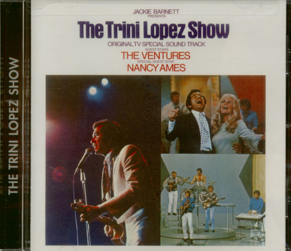 The Trini Lopez Show (CD)