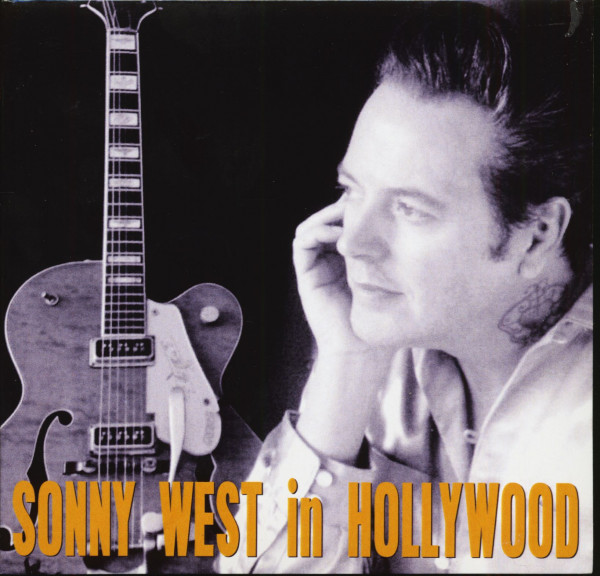 Sonny West In Hollywood (CD)