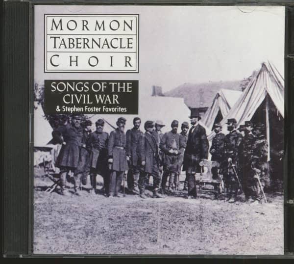 Songs Of The Civil War (CD)