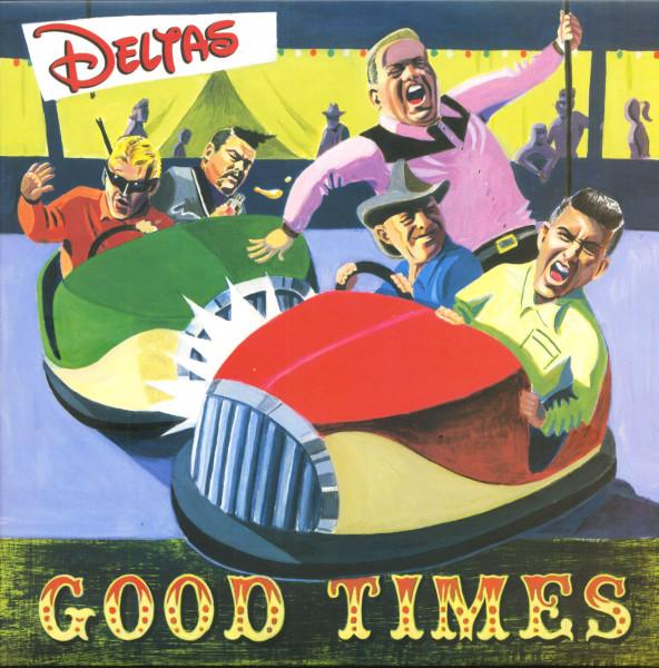 Good Time Guide (LP, Color Vinyl, Ltd.)