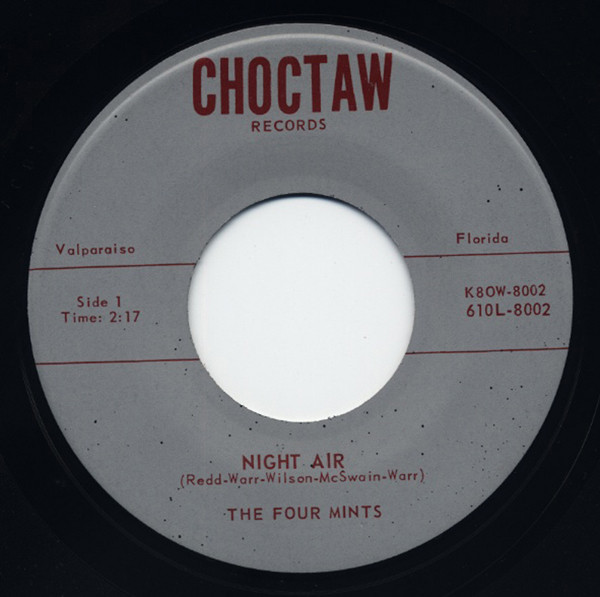 Night Air - What 'Cha Gonna Do Now 7inch, 45rpm