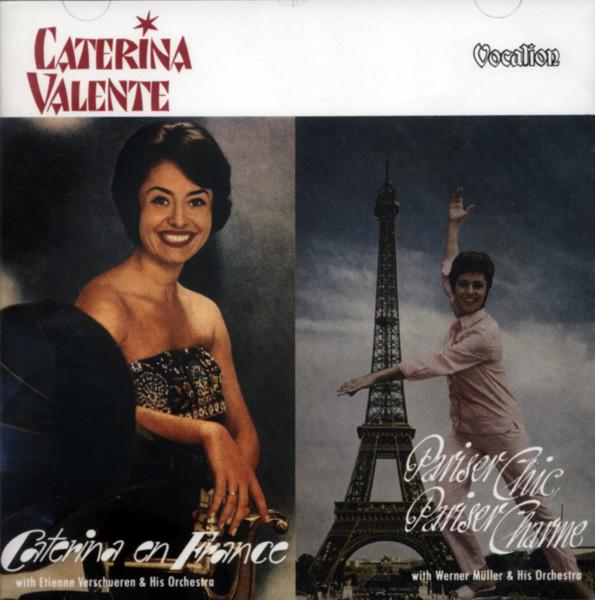 Caterina En France (1962) & Pariser Chic, Pariser Charme (1963 - 1966)