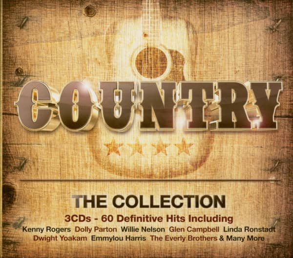 Country - The Collection (3-CD)