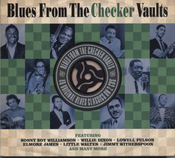 Blues From The Checker Vaults (2-CD)