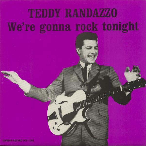 We're Gonna Rock Tonight (LP)