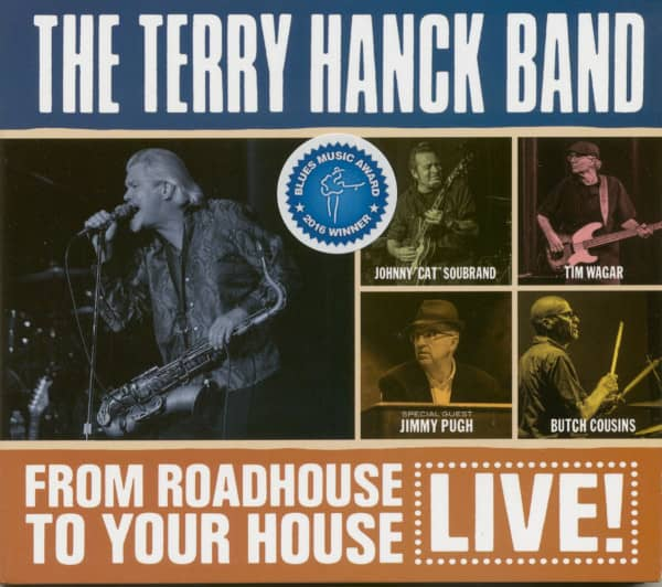 From Roadhouse To Your House - Live! (CD)