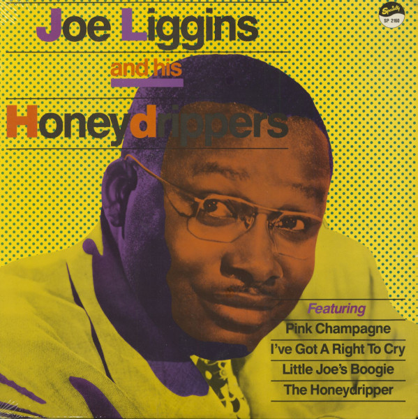 Joe Liggins And His Honeydrippers (LP)