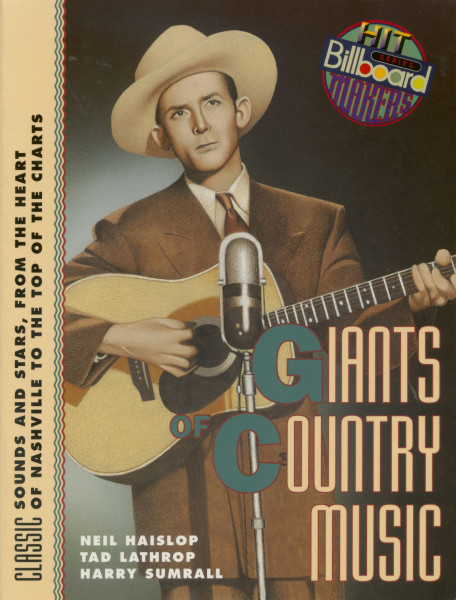 Giants of Country Music - Classic Sounds and Stars, from the Heart of Nashville to the Top of the Ch