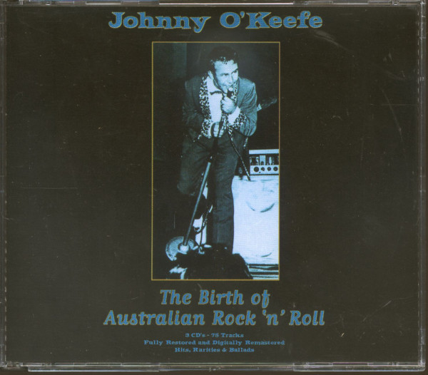 The Birth Of Australian Rock'n'Roll (3-CD)