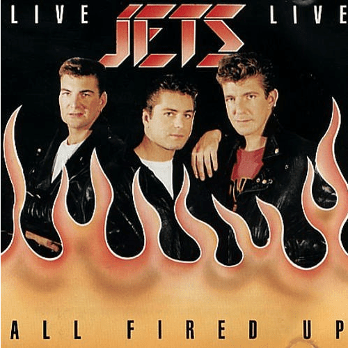 All Fired Up - Live (CD)