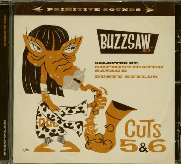 Buzzsaw Joint - Cuts 5 & 6 (CD)