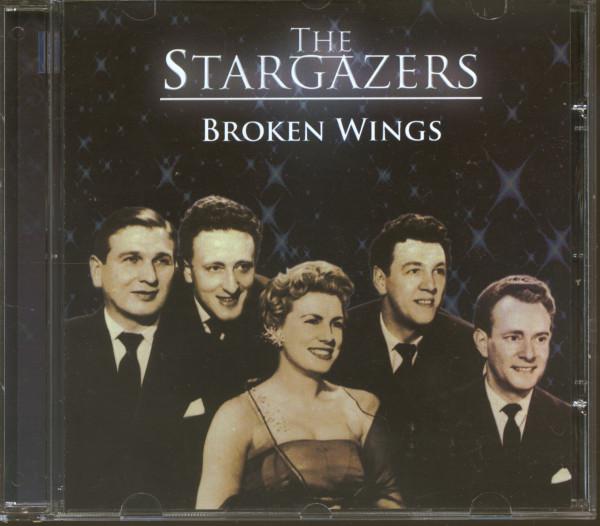 Broken Wings (CD)